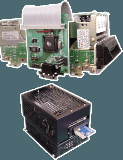 LE5332 Magnetic card reader encoder for kiosk