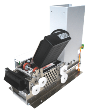 Digital Concept Design DE 5240-BCR Bar code card dispenser