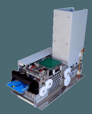 DE 5240 RFID card dispenser