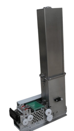 Digital concept design DE 5241-500 RFID card dispenser with removable cartridge