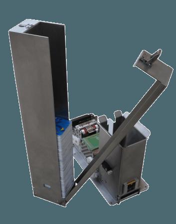 DE 5241-500 RFID card issuing machine