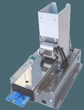 LED 5331 Magnetic card dispenser