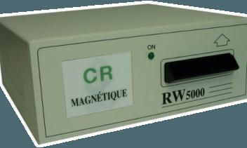 LE5330 Magnetic card reader encoder station